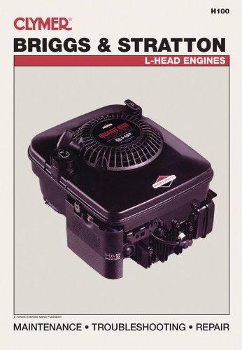 Briggs Engine Manual - Briggs & Straton L-Head Engine Service