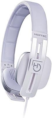 Hiditec | Auriculares con Cable Wave | Cascos Color Blanco para PS4, PC, Xbox, Smartphone | con Cable Reforzado y Micrófono | Sonido Envolvente | Producto Español | Auricular Blanco de Diadema: Hiditec: Amazon.es: Electrónica