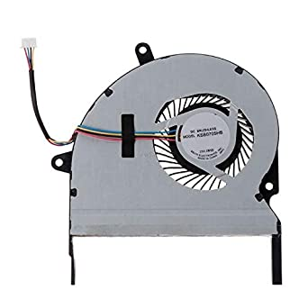 SAUJNN CPU Cooling Fan Cooler 5V 0.4A for Asus X401 X401A X401A-BC X401A-BH X401A-HC X401E X401EI KSB0705HB CA29 Feb28 Dropship
