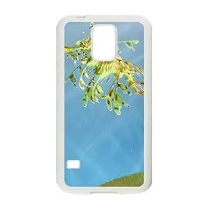 La colorida Syngnathus calidad del Hight plástico para Samsung Galaxy S5