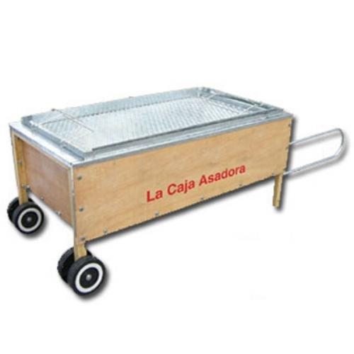 BC Classics Bene Casa Caja Asadora Large Pit Barbecue Portable Pig Roaster -