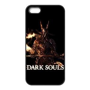 Dark Souls iPhone 5 5s Cell Phone Case Black SH6105798