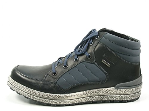 Josef Seibel Emil 01, Sneaker Alte Uomo nero
