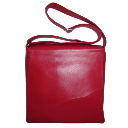 Canada Large body Handbag Leather Red Cross Z55wPgq