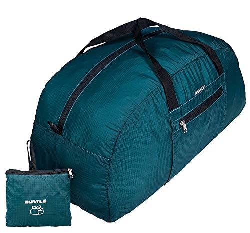 Bolsa Sacola Trunk 35 L Curtlo Pocket Series Pkt 006 - Verde Petróleo