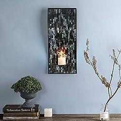 Whole Housewares 8 x 18 Inches Decorative Metal Wa