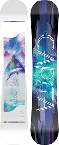 Capita Space Metal Fantasy Snowboard Womens