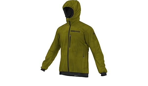 new style 082fd 234e0 Amazon.com  adidas Terrex Radical Hoodie Jacket Mens  Clothing