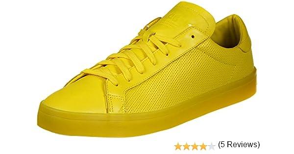 Adidas Court Vantage Adicolor, EQT Yellow/EQT Yellow/EQT Yellow ...