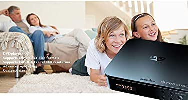 Ferguson DVD-180 es un Reproductor de DVD Que le Permite Ver ...