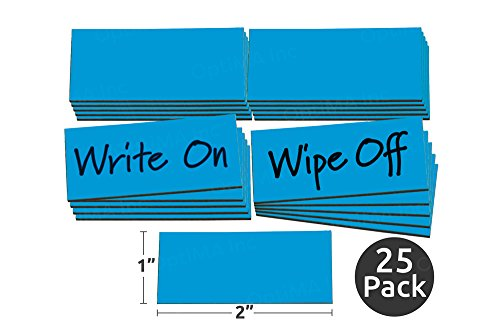 Magna Visual Planning Board (Write On Wipe Off Colored Magnet Strips (1