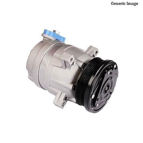 Nissens 89125 Compresor, aire acondicionado