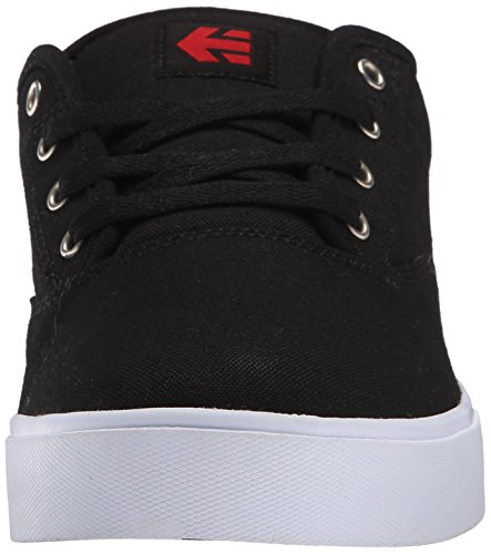 White de Etnies Skateboard Chaussures Jameson Homme Black Red978 Noir fq7Fq41w