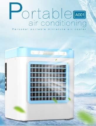 CPSTM Mini Ventilador frío ión Negativo Aire Acondicionado ...