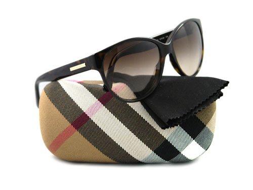 5232c3208adf Burberry Sunglasses BE 4088 3002 13 Acetate Havana Gradient brown - 57mm   Amazon.ca  Shoes   Handbags