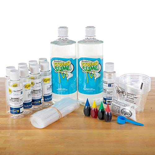 Steve Spangler's String Slime Classroom Kit, Insta-Worm Science Experiment Set for 24 by Steve Spangler Science (Image #2)