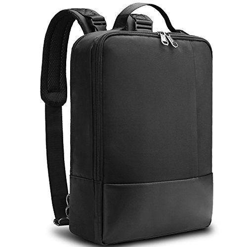 Slim Laptop Backpack With Trolley Strap Amazon Com