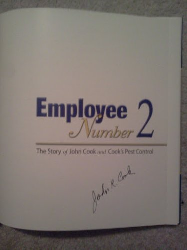 Employee Number 2: The Story of John Cook and Cook's Pest Control