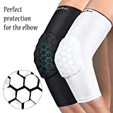HiRui Elbow Pads, Basketball Baseball Elbow Brace