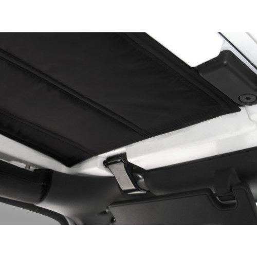 Rugged Ridge 12109.01 Hardtop Headliner Roof Insulation Kit for 2007-2010 Jeep Wrangler JK, 2 Door