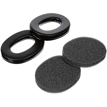 3M PELTOR X1 Ear Muffs Replacement Cushions and Liners Designed Only for PELTOR X1 Series Over-the-Head Ear Muffs X1A or Hard Hat Attachment X1P3E, Noise Protection, 1 Pair/Pack