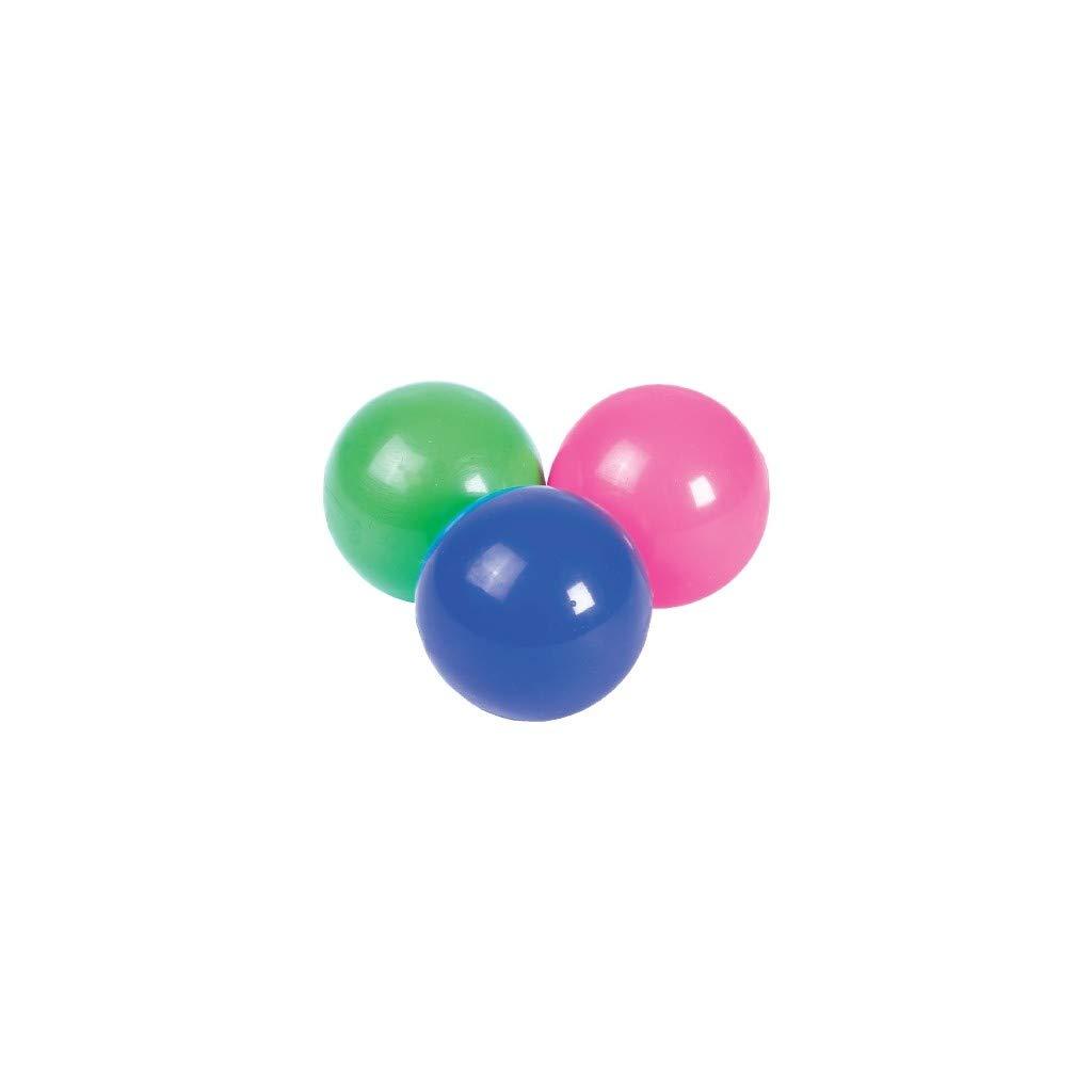 Set de 3 pelotas de malabares de pvc: Amazon.es: Juguetes y juegos
