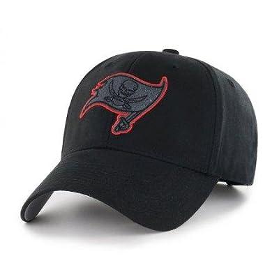 Fan Favorite NFL Tampa Bay Buccaneers Black Mass Adjustable Cap/Hat