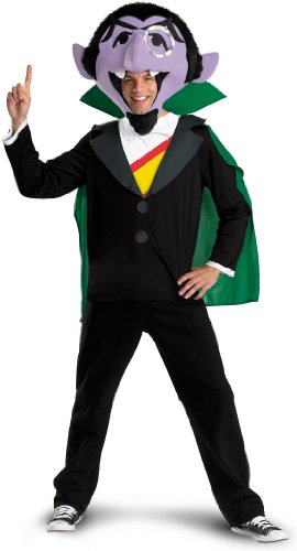 [The Count Adult Sesame Street Costume] (Halloween Sesame Street)
