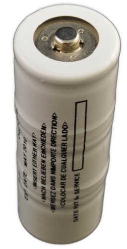 Powertron 72300 3.5 VOLT BATTERY FOR WELCH ALLYN 1375 MAH ()