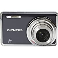 Olympus FE-5020 12MP Digital Camera with 5x Wide Angle Optical Zoom and 2.7 inch LCD (Dark Grey) Advantages Review Image