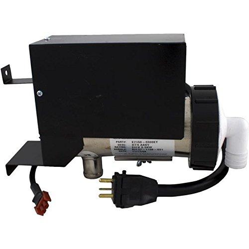 (E2550-0300ET - Spa Vertical Heater Assembly, 5.5kW, 240V, 90 degree)