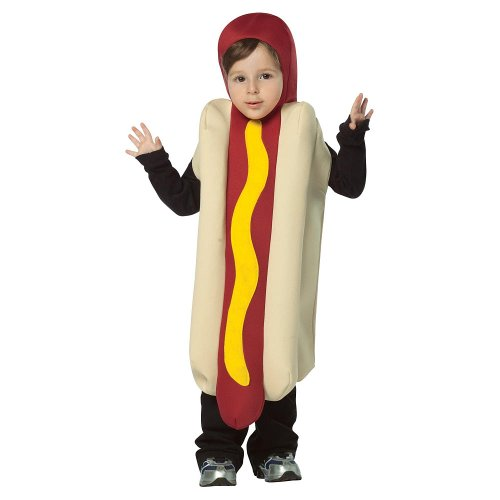Rasta Imposta Hot Dog, Multi, 3-4T]()
