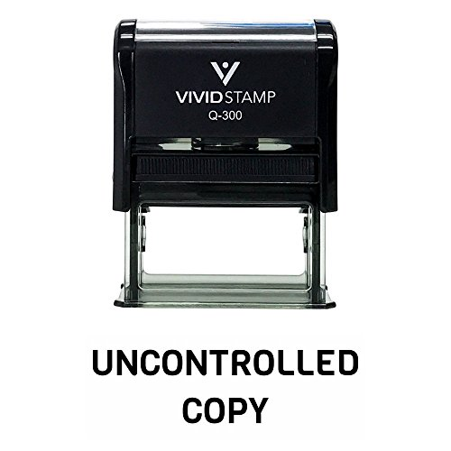 SSEELL COPY Self Inking Rubber Flash Stamp Self-Inking Pre-inked RE-inkable Office Work Company School Stationary Stamps With Frame Line Purple Ink Color