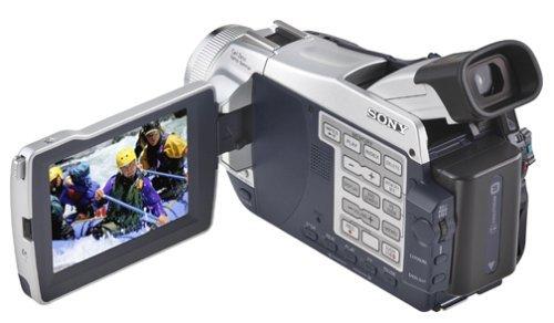 SONY ソニー DCR-TRV27 デジタルビデオカメラ miniDVの商品画像