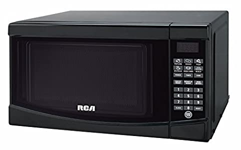 RCA RMW733-BLACK Microwave Oven : Works really well