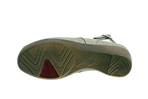 Sandal 180154 Shoe Beig Grecia Comfort Removable PieSanto Insole OEwnq8tf