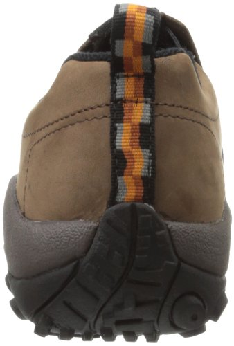 Merrell Mens Jungle Nubuck Waterproof Slip-On Shoe,Brown,11 M US