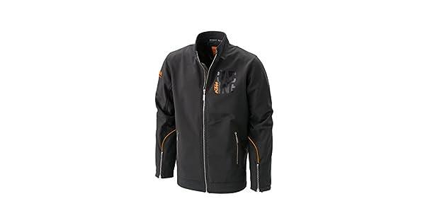 Amazon.com: KTM Softshell - Chaqueta para hombre, talla ...