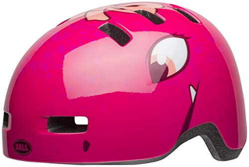 Bell Lil Ripper Toddler Cycling Helmet - Kid's Eyes Gloss Berry