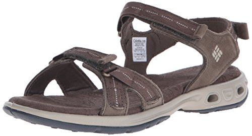 Columbia Women's Sandals, KYRA Vent II Brown (Mud/ Silver Sage)