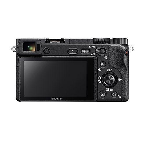"""Sony a6300 Camera Camera with Focus Video - ILCE with 3"""" LCD & - Mount Compatible - Black"""
