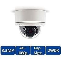 Arecont Vision AV08ZMD-400 8.3MP True Day/Night Indoor/Outdoor IP Camera