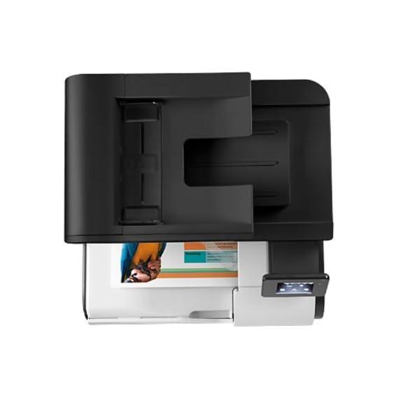 HP Laser Jet Pro 500 M570dw Multi Function Color Laser Printer