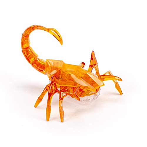 HEXBUG Scorpion, Electronic Autonomous Robotic Pet, Ages 8 and Up (Random Color) (Bionic Six Toys)