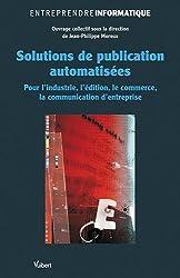Solutions de publication automatisées
