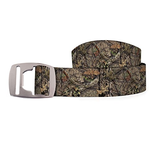 - Croakies (CROCY Artisan 2 Belt, Bottle Opener Buckle, Mossy Oak, Break-Up, Mossy Oak Breakup, 42