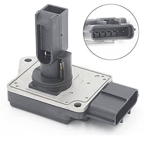 Carrep New Mass Air Flow Sensor Meter MAF For Ford Mercury Mazda 3.0L 3.8L 74-50011 - 95 Mass Air Meter