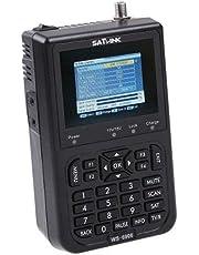 الجهاز (الإحترافي) لضبط إشارة الدش بدون فني ورسيفر وتلفزيون Satellite finder meter