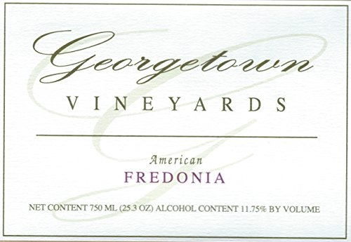 NV Georgetown Vineyards American Fredonia Red Wine