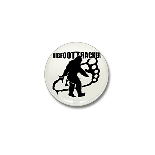 CafePress - Bigfoot Tracker 3 Mini Button - 1